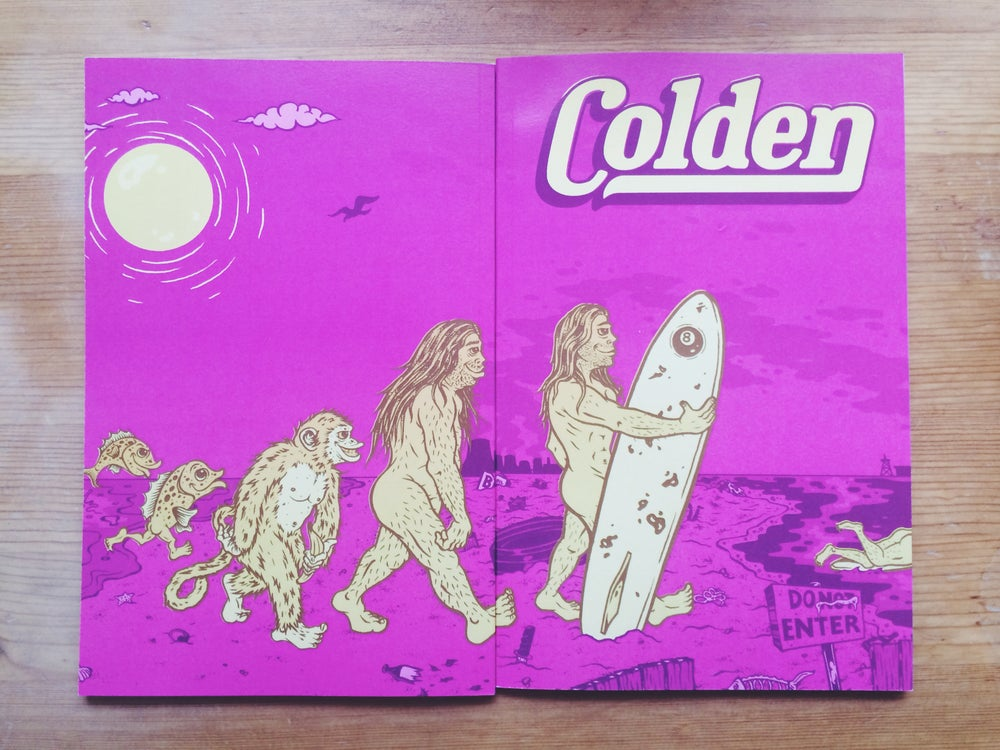Image of Colden Issue III
