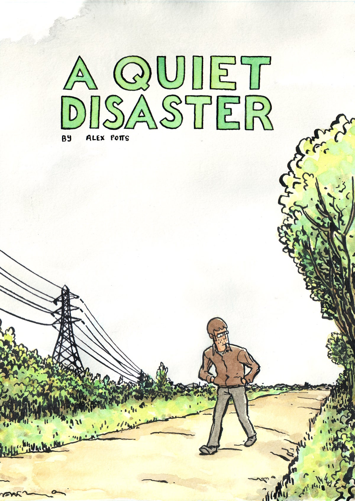 A Quiet Disaster by Alex Potts