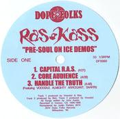 """Image of RAS KASS """"PRE-SOUL ON ICE DEMOS"""""""