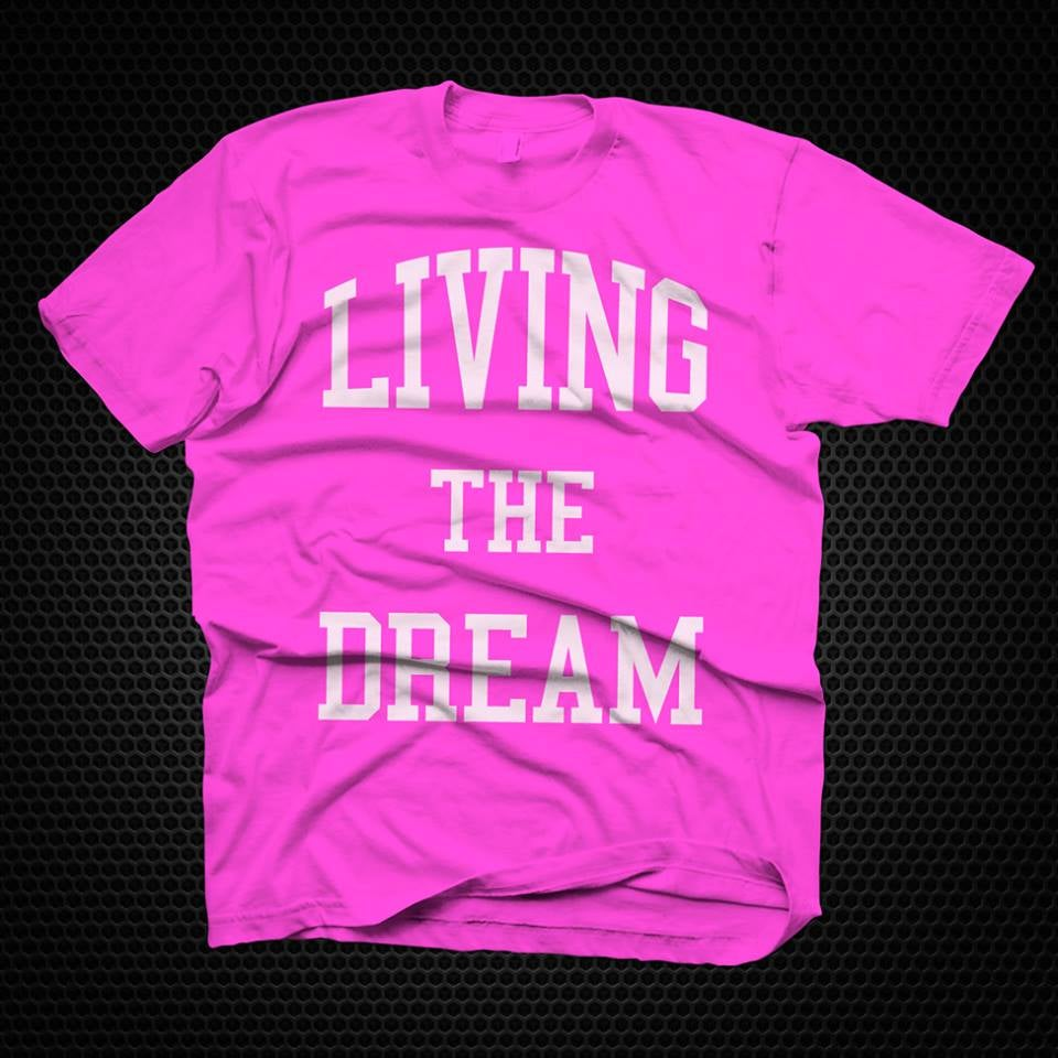 Image of HOT Pink T-shirt