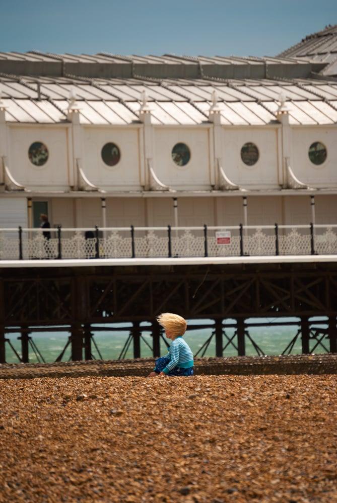 Image of Girl, Brighton