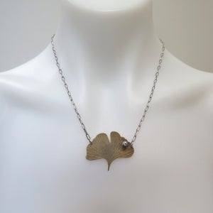 Image of Ginkgo Necklace
