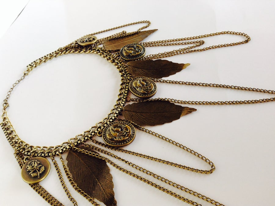 Image of Gipsy Necklace