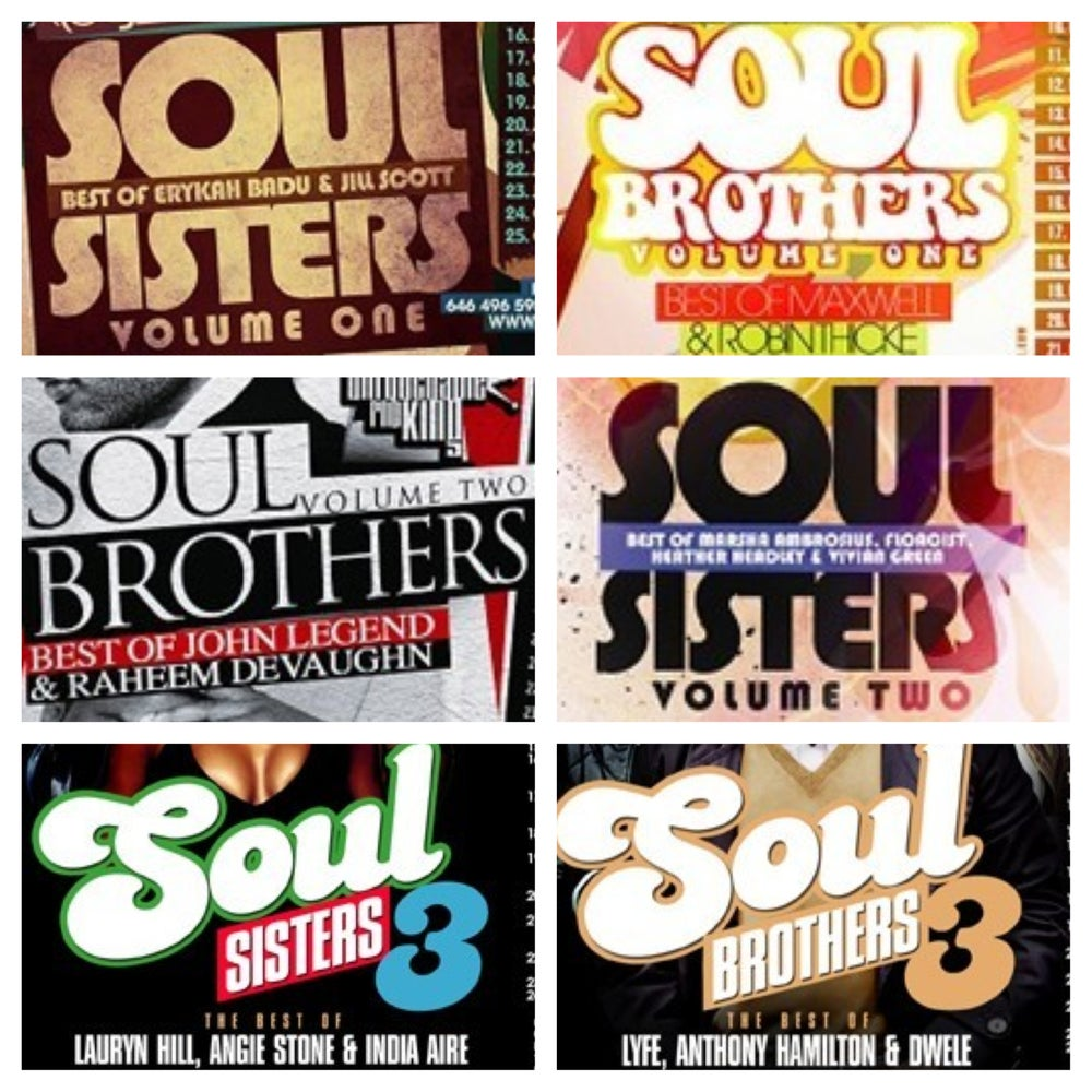 Dj Finesse Mixtapes Neo Soul Mix Combo Pack