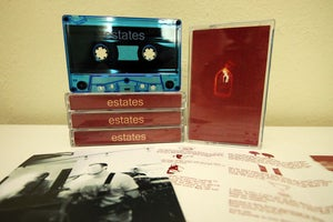 Image of estates - Self Titled CS