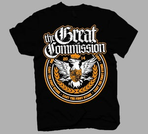 Image of TGC Crest Shirt
