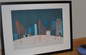Image of Cable Car Print