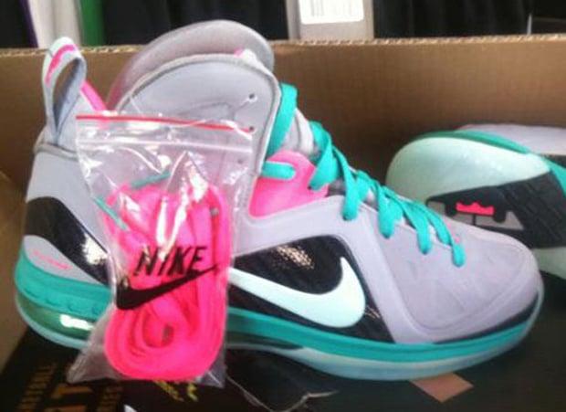 08437c74e2ed Nike LeBron 9