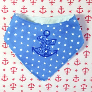 Image of Nautical but nice neckerchiefs star style