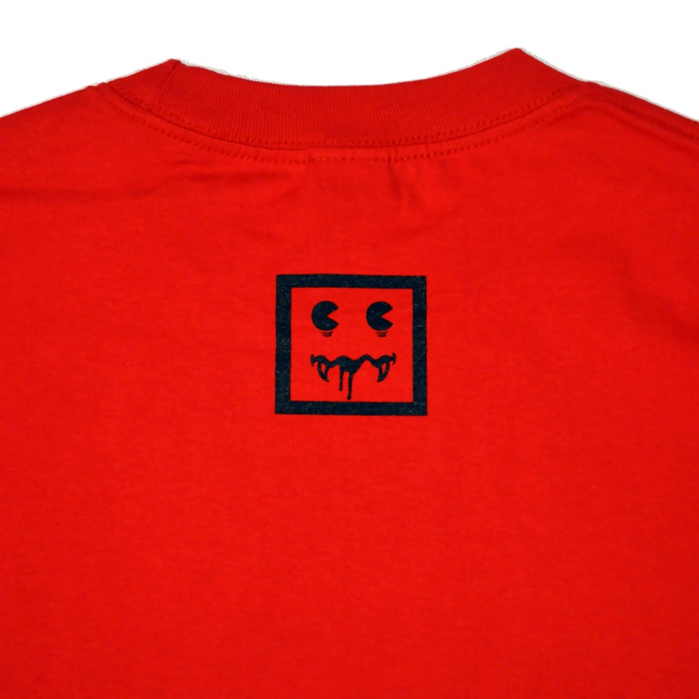 Image of R2G2 RAGS 2 RICHES TEE (RED)