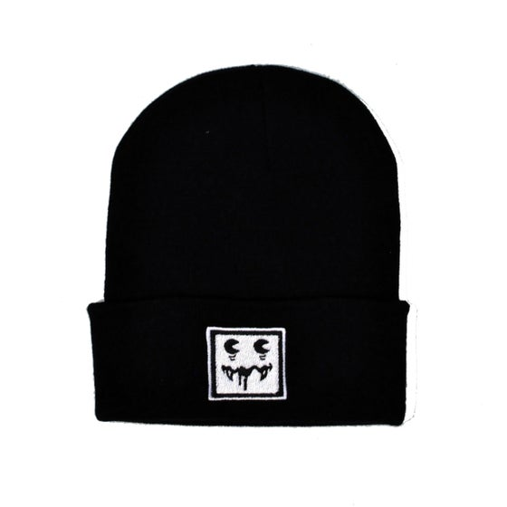 Image of R2G2 BEANIE (BLACK)