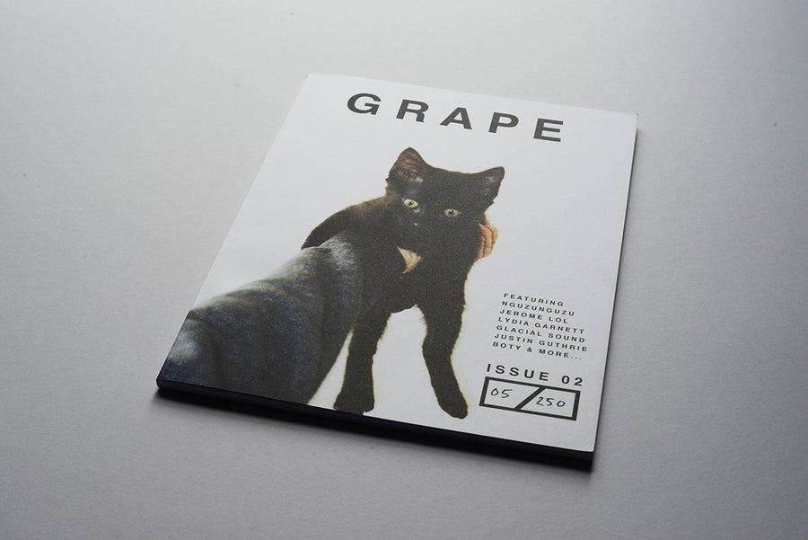 Image of Grape Magazine Issue 02