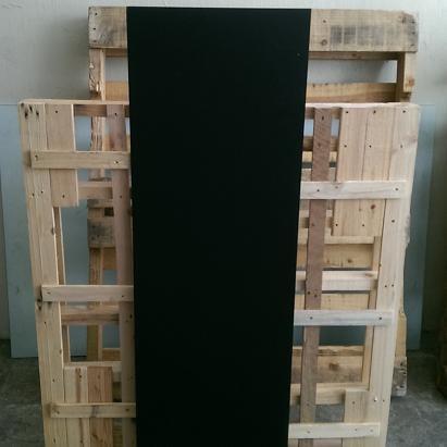 Image of Long Frameless Chalkboard