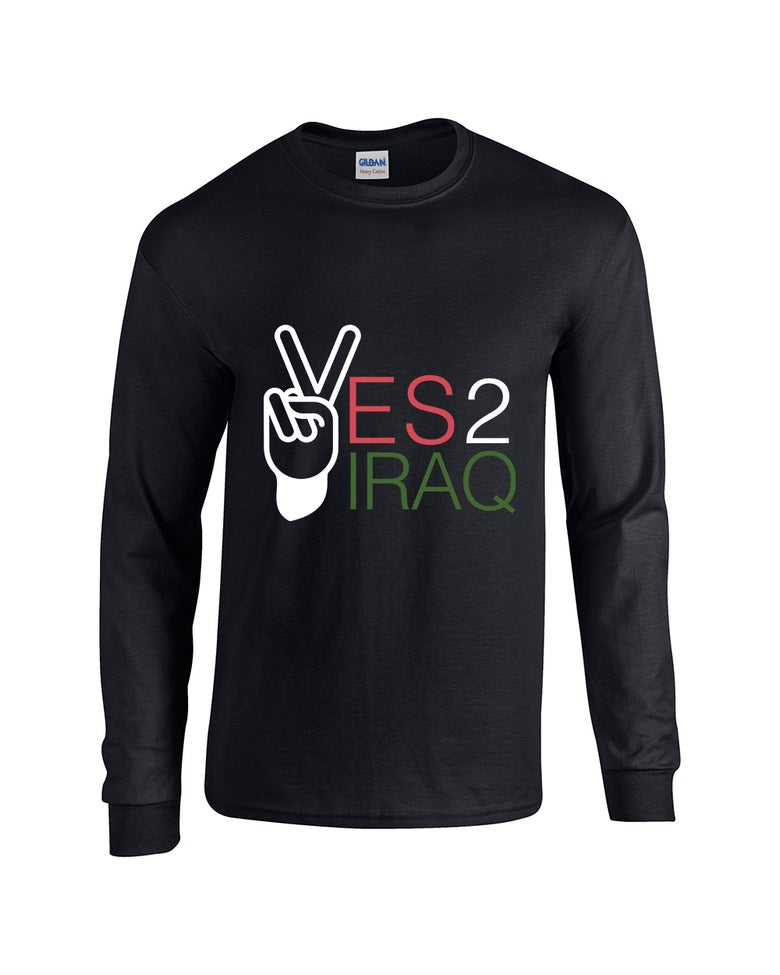 Image of YES2IRAQ Long Sleeved Shirt