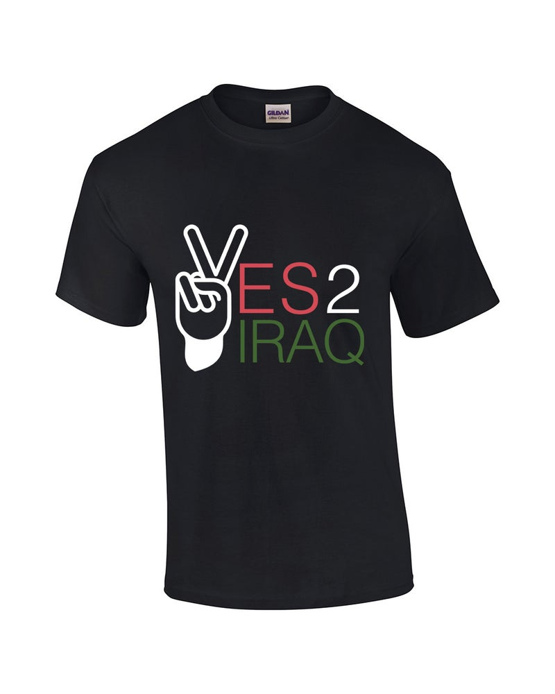 Image of YES2IRAQ T-Shirt