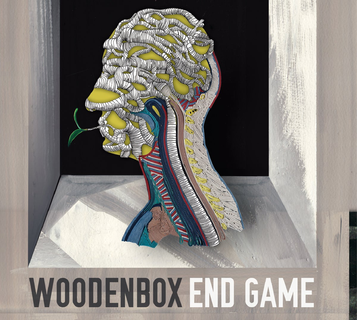 (CD) Woodenbox - End Game