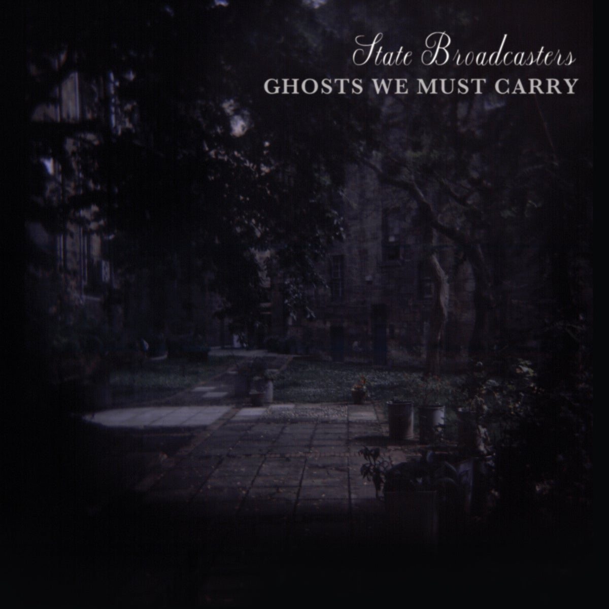(CD) State Broadcasters - Ghosts We Must Carry