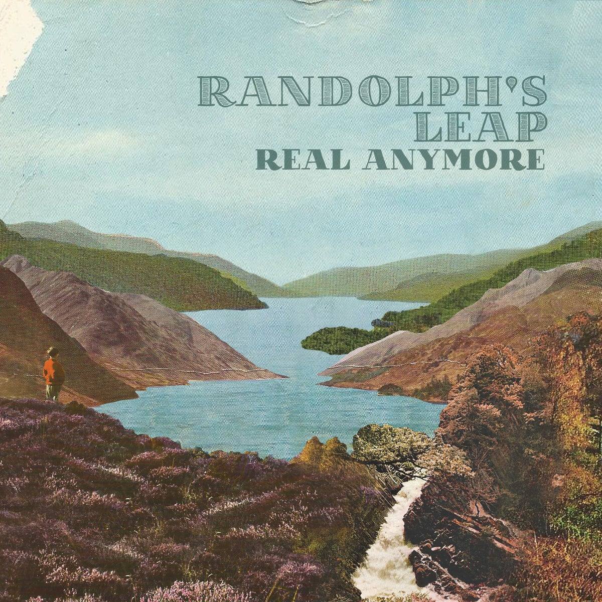 (CD) Randolph's Leap - Real Anymore