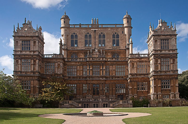 Image of Wollaton Hall Garden