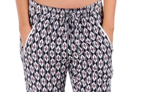 Image of Taking Over Print Pants