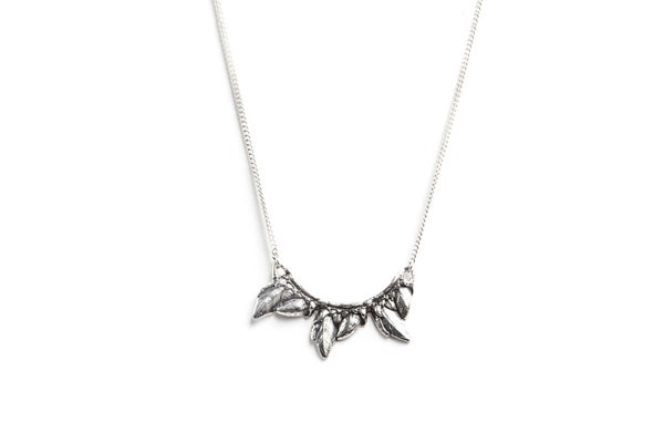 Image of Small triple Lanperna necklace