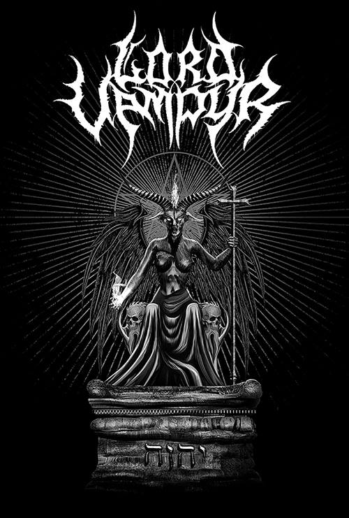 Image of Lord Vampyr -Devotion t-shirt limited