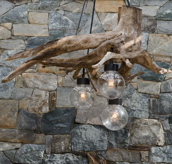Image of DEEPLY ROOTED // OUTDOOR CHANDELIER