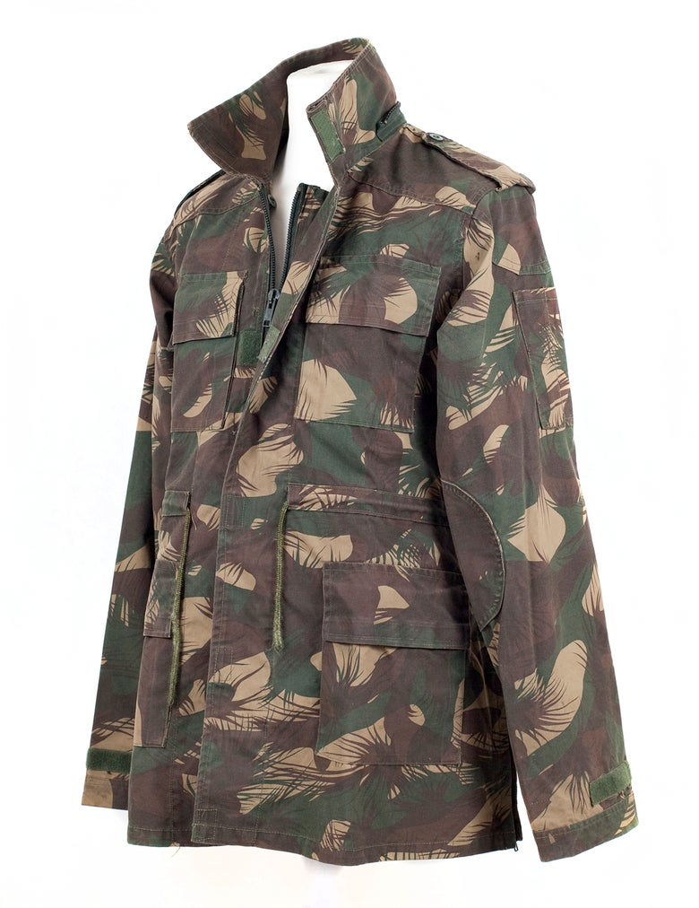 Image of Indian Army Surplus Camo Jacket / Uttarakhand
