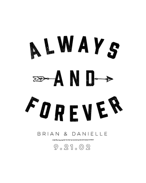 Image of Always & Forever