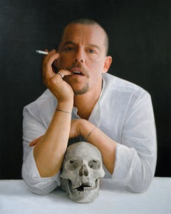 Image of THE MCQUEEN IS DEAD (Alexander McQueen) A2