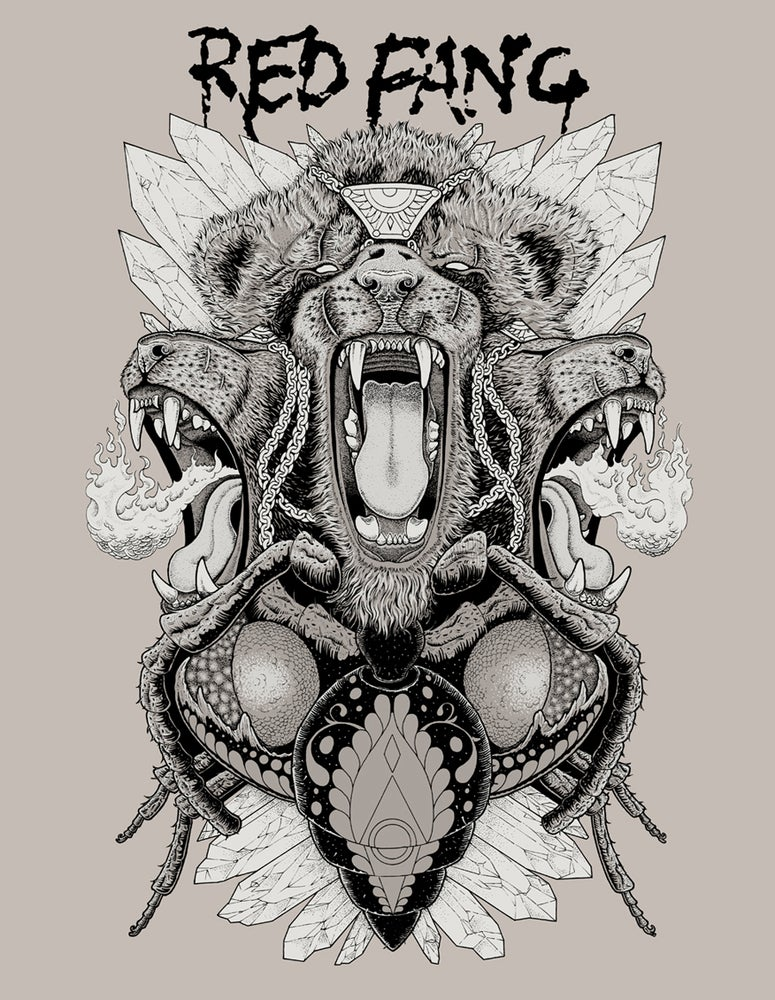 Image of Red Fang **SOLD OUT**