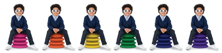 Image of Kids Air Stool