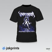 "Image of Vindicator ""Sleeping With Evil"" Tee"