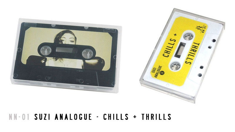 Image of NN-01 | Suzi Analogue CHILLS + THRILLS Cassette