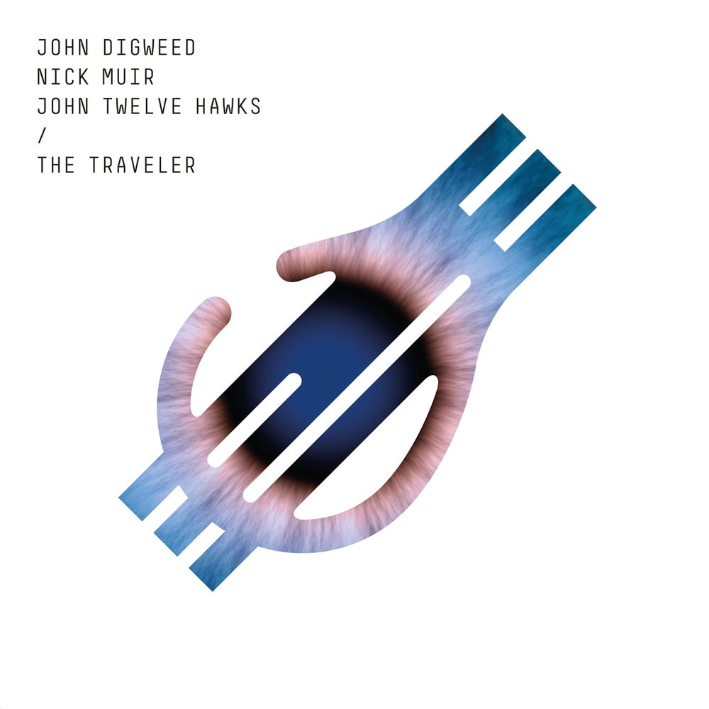 Image of John Digweed & Nick Muir Ft. John Twelve Hawks - The Traveler - CD