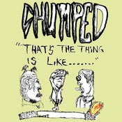 "Image of ALR 027.5 CHUMPED - ""THAT'S THE THING IS LIKE"" Digital EP"
