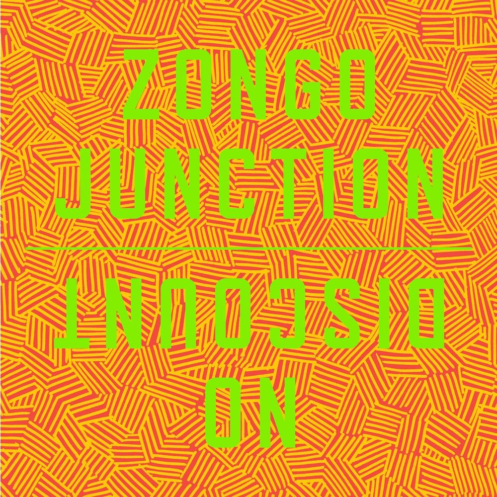 """Image of Zongo Junction - No Discount 12"""" LP  (ECR 712)"""