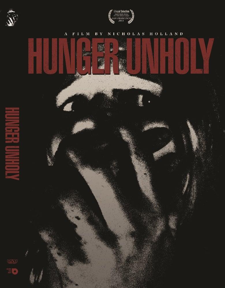 Image of HUNGER UNHOLY DVD