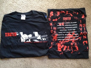 Image of Midwest Invasion Tour Shirt