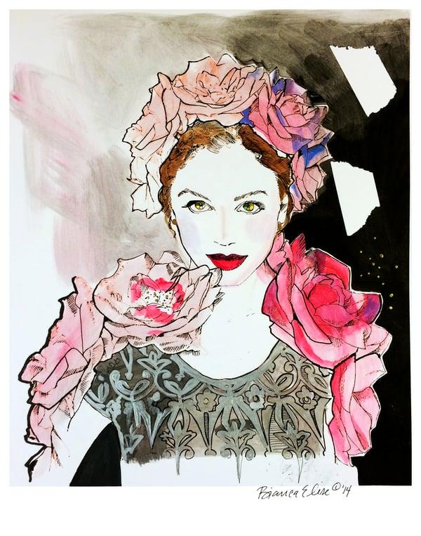 """Image of """"RoseBath"""""""