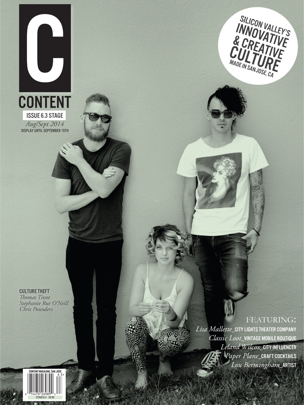 Image of Stage Issue 6.3