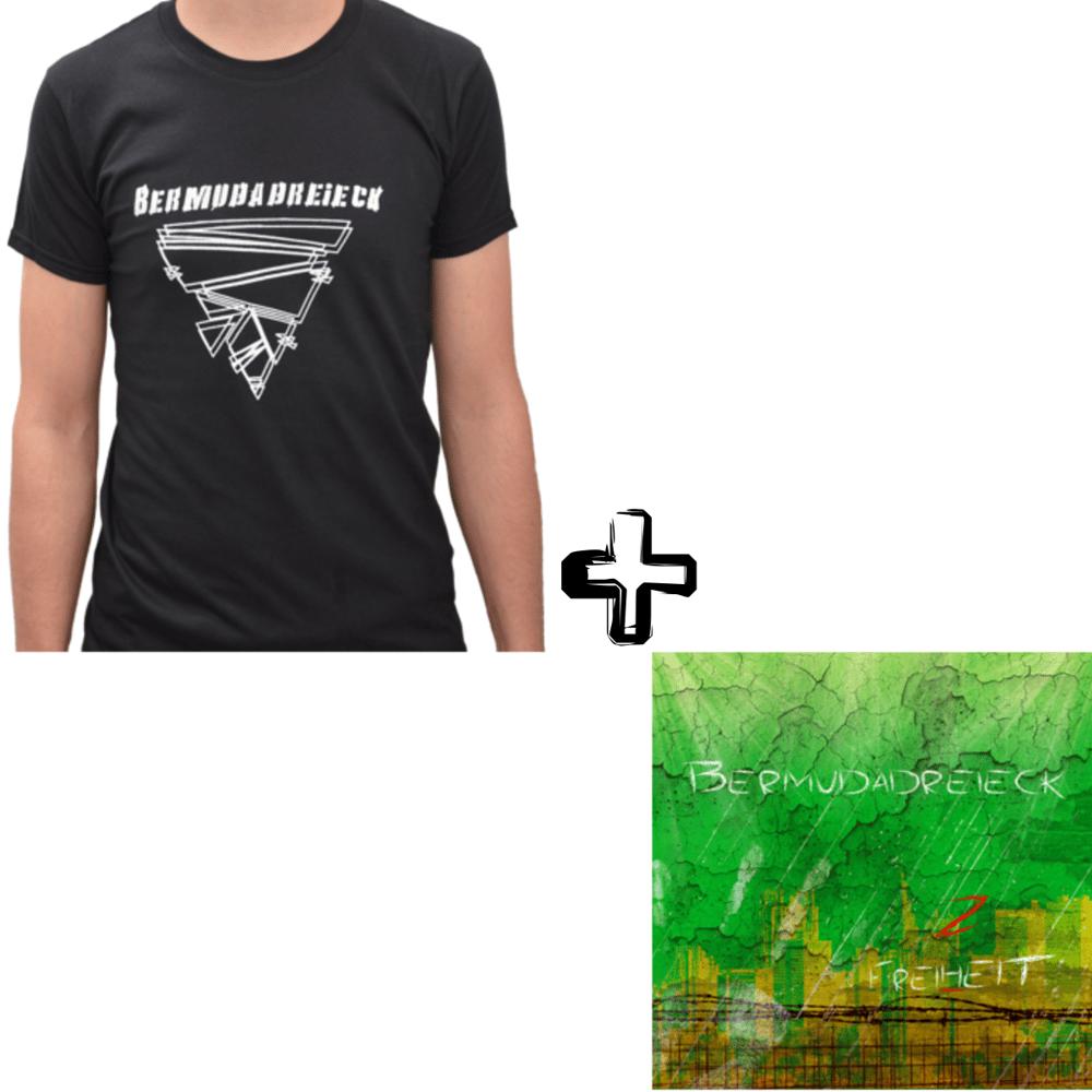 Image of Bundle 1 (Album+Shirt)