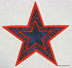 Image of Patriotic Stars