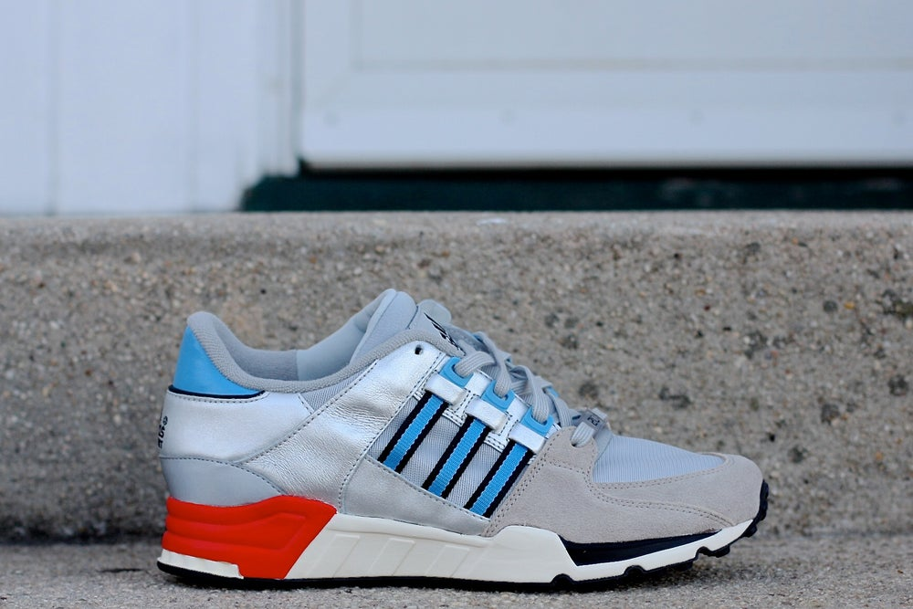 "Image of ADIDAS EQUIPMENT SUPPORT EQT X PACKERS SHOES"" C77363"