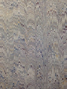 Image of Pattern #39 traditional muted non pareil
