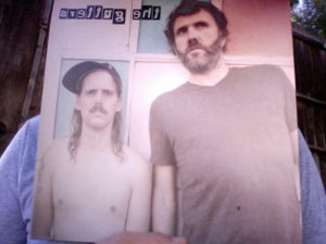 """Image of the gutters - 'EVENTUALLY' - 12""""LP"""