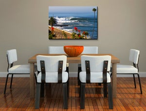 Image of CORONA DEL MAR PERFECTION - (Metal or Canvas)