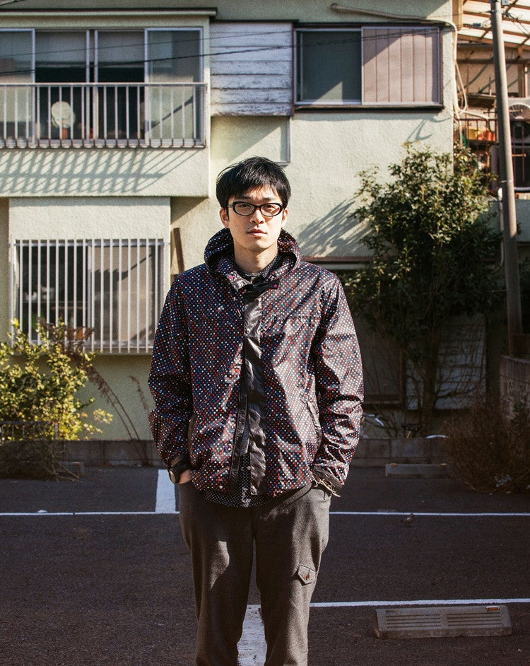 Image of CLOT (Clottee) x KZK  - Rainbow Bubble (Jacket)