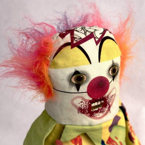 Image of Bobo the Zombie Clown