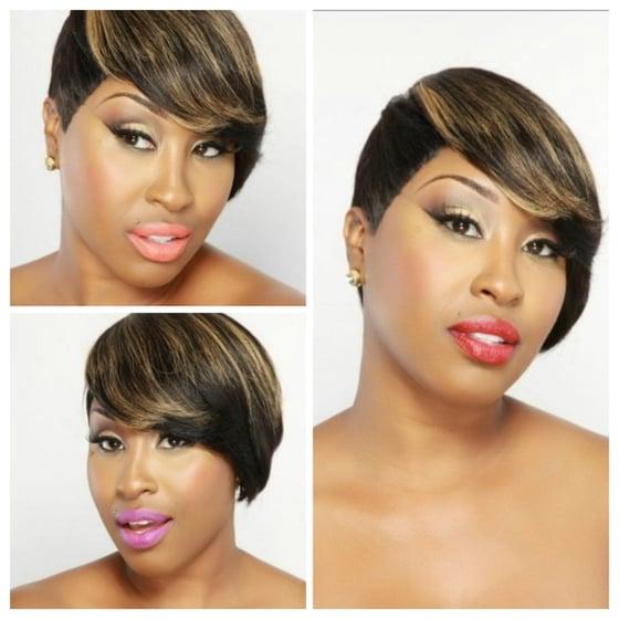 Image of La' Jazz Matte Lipstick